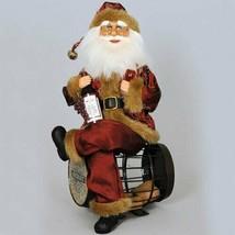 Karen Didion Cork Barrel Santa - $102.85