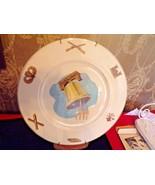 Vintage Military American Ceramic Industries, New York 22 carat gold col... - $19.80