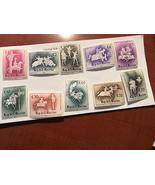 San Marino Medieval tournaments mnh 1963 #2 - $3.50