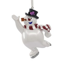 2017 Hallmark Frosty the Snowman Skating Christmas Tree Ornament - $10.50