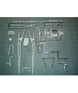 BIG DADDY WYNN'S JAMMER DRAGSTER FRAME.CHASSIS,SUSPENSION,INTERIOR   - $12.30