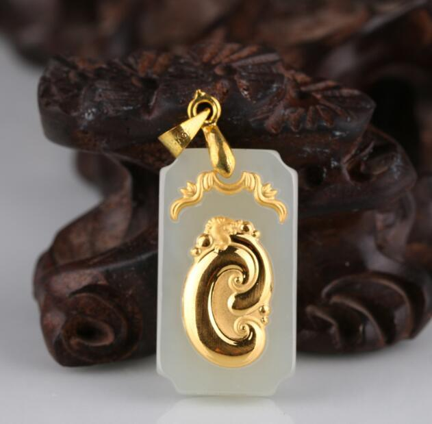 8 new arrival discount hot sales jade pendants for men women jewelry necklaces free shipping 312