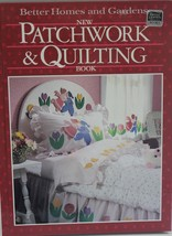 Better Homes and Gardens New Patchwork and Quilting Book - $3.99