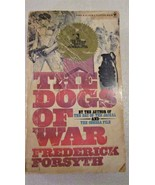 The Dogs of War 1975 Frederick Forsyth - $0.00