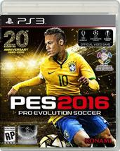 Pro Evolution Soccer 2016 - PlayStation 3 Standard Edition - $61.21