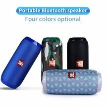 TG117 Bluetooth Outdoor Speaker Waterproof Portable Wireless Column Loud... - $19.88 CAD+