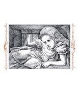 Alice in Wonderland: Alice Grows Large by John Tenniel - Art Print - £14.66 GBP+