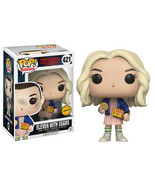 Stranger Things Funko POP! Vinyl Chase exclusive - Eleven with Eggos - $39.90