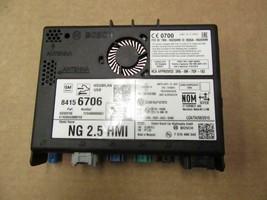 OEM 17 Silverado Serra Radio Navigation Bluetooth Multimedia Control - $299.00