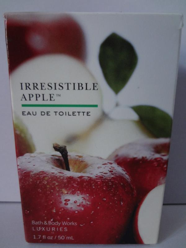 Bath & Body Works Luxuries Irresistible Apple Eau de Toilette 1.7 fl oz (50 ml)