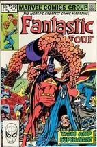 Fantastic Four (Vol. 1) #249 VF/NM; Marvel   save on shipping - details ... - $9.99