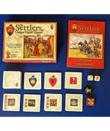 Vintage 1998 Mayfair Games The Settlers of Catan Card Game 100% COMPLETE!  - $19.79