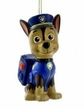 Kurt Adler Paw Patrol CHASE Christmas Ornament New - $9.89