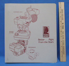 Tecumseh Engine 1986 - 1987  Dealer Binder Manual Information & Price Li... - $28.21