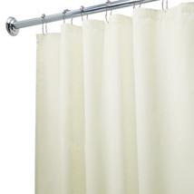 "InterDesign Set of 2 Waterproof Shower Curtain/Liner - Beige (72"" x 72"") - $26.24"