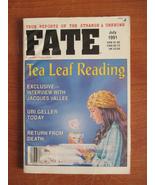 Fate Magazine July 1991, Vol 44, No. 7, Issue 496 - $3.00