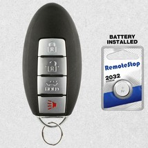 For 2011 2012 Infiniti FX35 G25 Keyless Entry Smart Prox Car Remote Key Fob - $13.73
