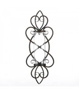 Heart Shaped Candle Wall Sconce - $51.99
