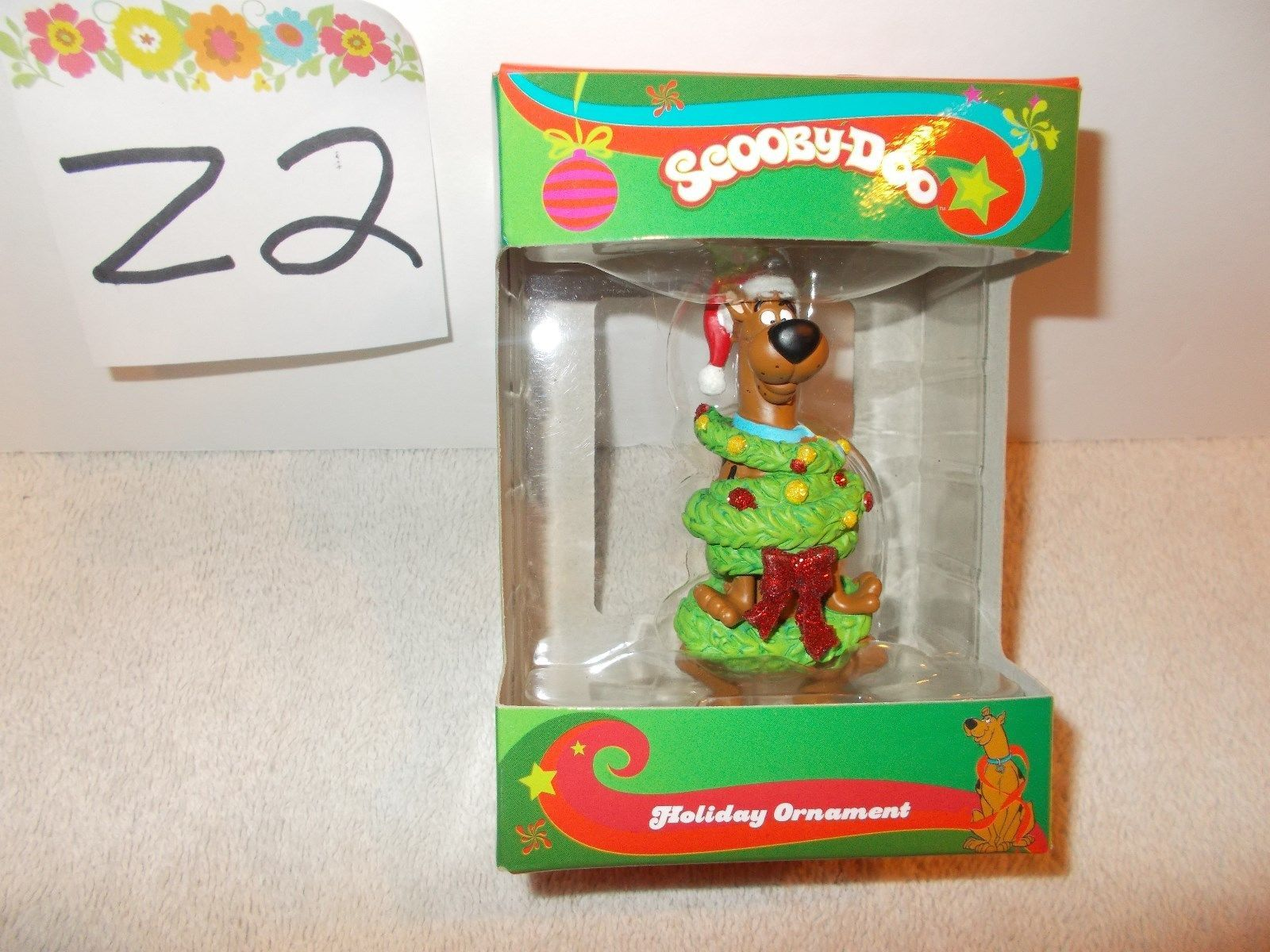 b6511717f5d37 Scooby-Doo 3D Figural Resin Ornament and 12 similar items