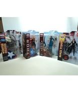 Marvel Select Diamond Select Lot Thor Winter Soldier Black Widow Jane Fo... - $68.29