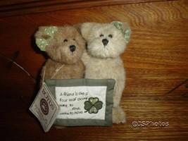 Boyds Bear Friends Mary & Beth Thinkin of Ya Series 1988-2005 - $67.50