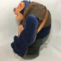 Disney Store Dr Jumba Jookiba Plush From Lilo & Stitch 13 Inch Mad Scientist image 5