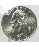 1996-P Washington Quarter BU In the Cello #0703 - $7.99