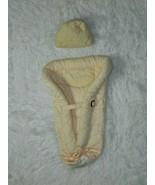 ERGOBABY ORGANIC Original INFANT INSERT Ergo Baby Carrier Cream - $23.12