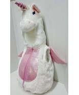 Unicorn Halloween Costume Infant Size 6-9 Months Play Imagine White Pink... - $35.00