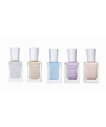 Set of 5 Sally Hansen Smooth & Perfect Color Care Nail Polish Pastel Colors - $15.99