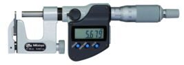 Mitutoyo 317-252-30 Digital Interchangeable Anvil Micrometer 25-50mm - Brand New - $549.99