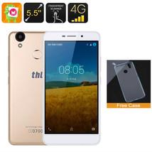 THL T9 Pro Smartphone - Dual-IMEI, 4G, Android 6.0, Fingerprint - $128.99