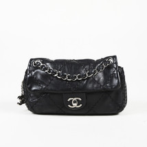 """Chanel Quilted Leather """"Ligne Expandable Flap"""" Bag - $1,505.00"""