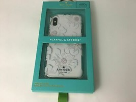 Kate Spade New York Protective Hardshell Hollyhock Floral Case For iPhon... - $14.01