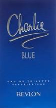 Revlon Charlie Blue EDT, PERFUME  100ml PACK image 2