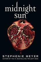Midnight Sun [Hardcover] Meyer, Stephenie - $8.00