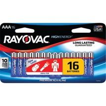 Rayovac 824-16LTJ Aaa Alkaline Batteries (16 Pk) - $28.47