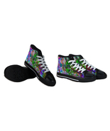 Illuminati DMT DRUG Dark Psychedelic Hallucinogen lsd acid hippie Shoes - $51.80
