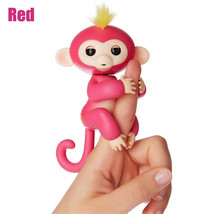 Monkey Finger Interactive Toy Baby Happy Pet Fingerlings Gift Kids Smart... - $14.99