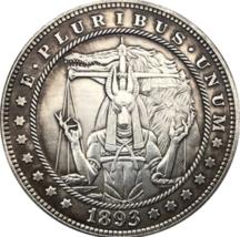 Hobo Nickel Morgan Dollar Set Eye All Seeing Horus God Egypt US Casted Coin - $9.49