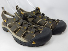 Keen Newport H2 Size US 11 M (D) EU 44.5 Men's Sport Sandals Shoes Raven 1008399