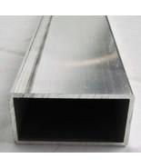 "Aluminum Extrusion 6063 1.5"" X 3"" X 29 1/4 Framing Project DIY Metalworking - $33.25"