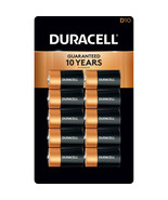 Brand NEW! Duracell Coppertop Alkaline D Batteries (10 Pk.) - Free Shipping - $29.65