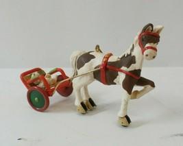 A Pony For Christmas #10 2007 Hallmark Keepsake Ornament QX7059 - $11.24