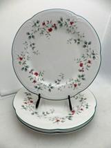 Pfaltzgraff Winterberry pattern - set/lot of 3 Dinner plates - USA - EUC - $22.76
