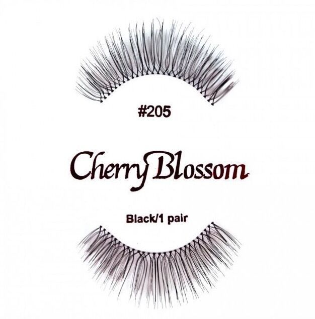 Primary image for CHERRY BLOSSOM FALSE EYELASHES CHOOSE 1 TO 10 PAIRS OF QTY of  #205 LASHES