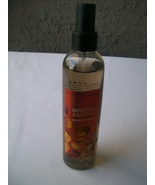Bath Body Works Pleasures Sensual Amber Body Splash 8 oz - $27.95