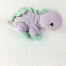 Precious Moments Tender Tails Stegosaurus Purple Plush  - $11.87
