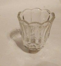 Lot Of (4) Home Interiors Starlight Crystal Votive Candle Holders 1190-1BD - $22.93