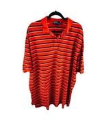 POLO BY RALPH LAUREN Shirt Red Blue White Striped Men's Size 2XL - $14.36